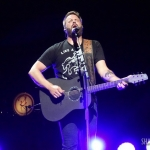 Randy Houser opening for Dierks Bentley at Xfinity Theatre in Hartford CT on June 10, 2016.