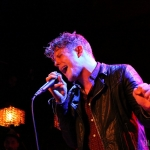 Anderson East at NYC's Bowery Ballroom on February 12, 2016.