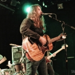 Brent Cobb opening for Nikki Lane at the Music Hall of Williamsburg in Brooklyn on March 2, 2017.