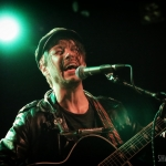 Jonathan Tyler opening for Nikki Lane at the Music Hall of Williamsburg in Brooklyn on March 2, 2017.