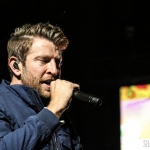 Brett Eldredge in Hartford on May 13, 2017 / Photo by Shawn St. Jean