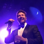 Brett Eldredge at NYC's Irving Plaza on December 1, 2017 / Photo by Karyn Alfini