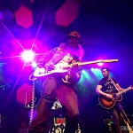 Brothers Osborne at The Paramount on January 16, 2016