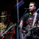 Brothers Osborne at the Dutchess County Fair on August 23, 2017 / Photo by Shawn St. Jean
