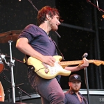 Charlie Worsham at FarmBorough Festival in New York City on June 27, 2015.