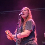 Morgane Stapleton at Forest Hills Stadium on July 23, 2016