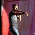 Dierks Bentley at FarmBorough Festival in New York City on June 26, 2015.