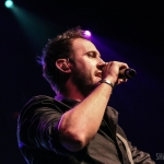 Drew Baldridge at Gramercy Theatre on May 12, 2017 / Photo by Shawn St. Jean.