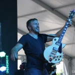 Logan Mize at FarmBorough Festival in New York City on June 28, 2015.