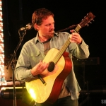 Sturgill Simpson at FarmBorough Festival in New York City on June 27, 2015.