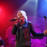 Jamie Lynn Spears at the Mohegan Sun Wolf Den on July 9, 2015.