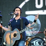 Joe Nichols at FarmBorough Festival in New York City on June 26, 2015.