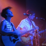 John & Jacob opening for Kacey Musgraves at Cain's Ballroom in Tulsa OK on September 25, 2014.