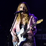 Kalie Shorr in NYC on February 12, 2018 / Photo by Shawn St. Jean