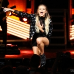 Kelsea Ballerini opening for Lady Antebellum in Hartford on July 22, 2017 / Photo by Shawn St. Jean