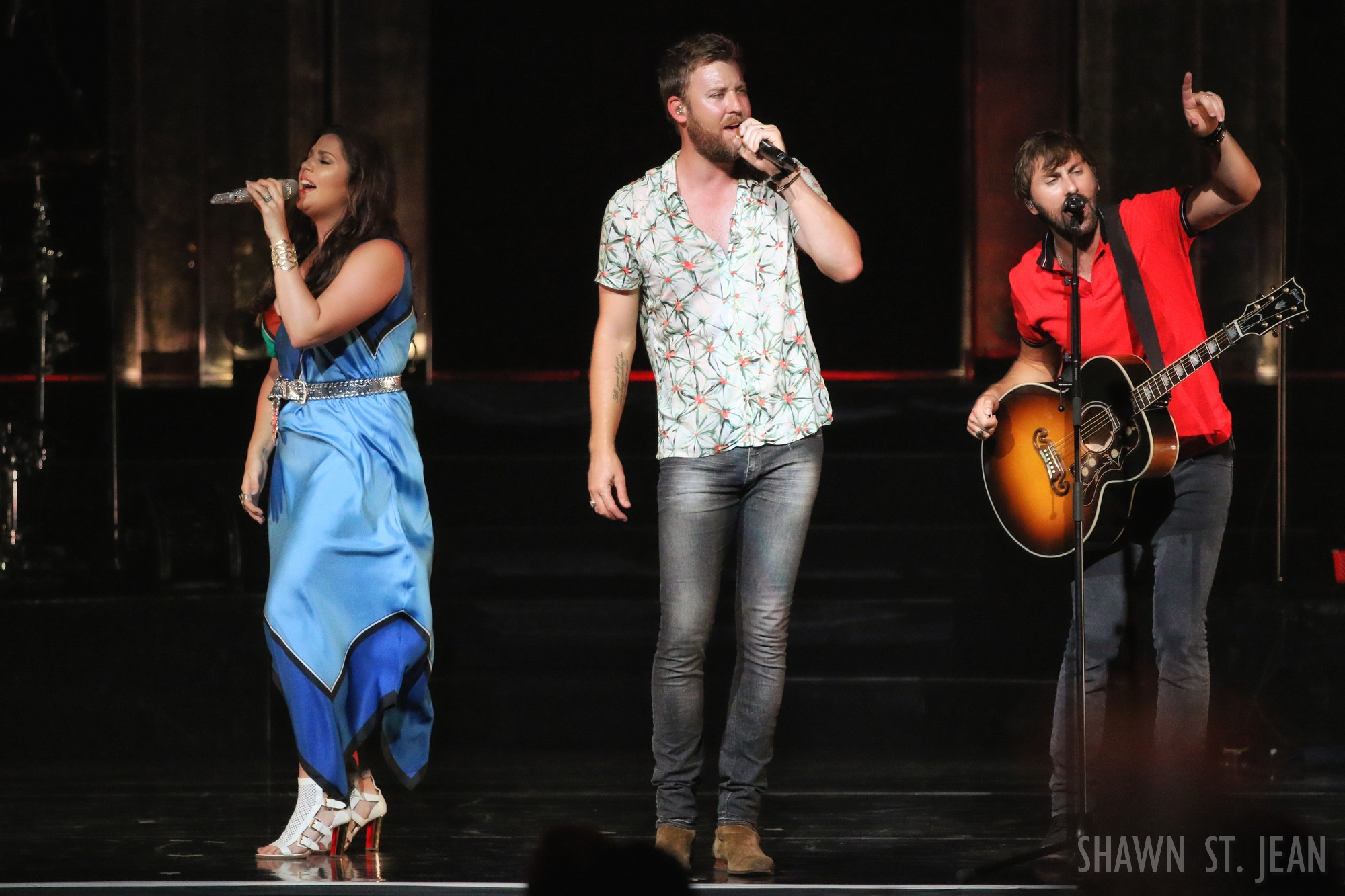 Lady Antebellum You Look Good Tour  August