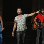 Lady Antebellum in Hartford on July 22, 2017 / Photo by Shawn St. Jean