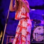 LeAnn Rimes at the Mohegan Sun Wolf Den on August 1, 2015.
