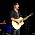 Lee Brice at the Playstation Theater in NYC on May 9, 2015.