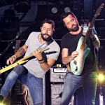 Old Dominion at the Dutchess County Fair in Rhinebeck NY on August 24, 2016.