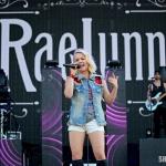RaeLynn at FarmBorough Festival in New York City on June 26, 2015.