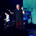 Rascal Flatts at The Theater at MSG on November 14, 2016.
