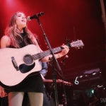 Runaway June opening for Kip Moore at Terminal 5 in NYC on December 1, 2016.