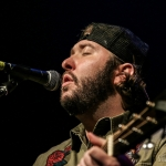 Ryan Beaver opening for Aaron Watson at Gramercy Theatre / Photo by Shawn St. Jean