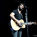 Thomas Rhett opening for Florida Georgia Line at MSG NYC on February 25, 2015.