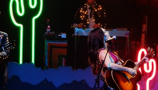 Kacey Musgraves at the Paramount