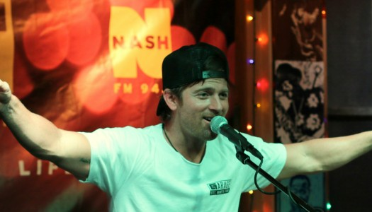 Kip Moore Acoustic Performance in NYC