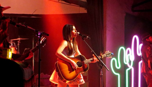 Kacey Musgraves at Cains Ballroom