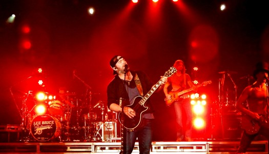 Lee Brice at the Playstation Theater