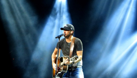 Luke Bryan in Hartford