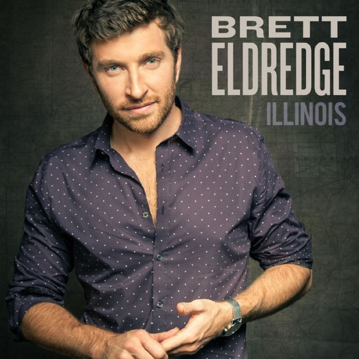 Brett Eldredge - Illinois