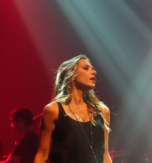 Jana Kramer at Gramercy Theatre in NYC on September 23, 2015.