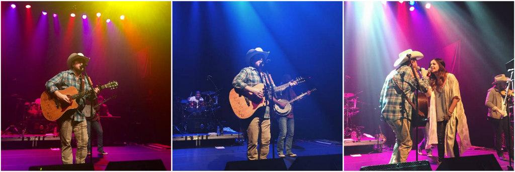 Josh Abbott Band at Gramercy Theatre - Photos by Presley Scott