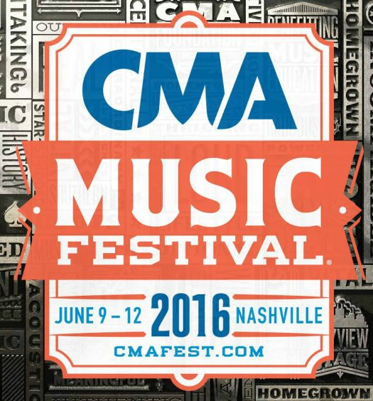CMA Fest 2016