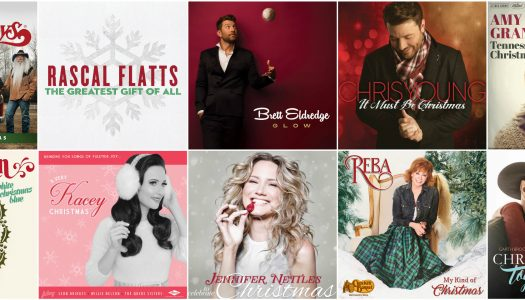 New Country Albums To Get You Ready For The Holidays
