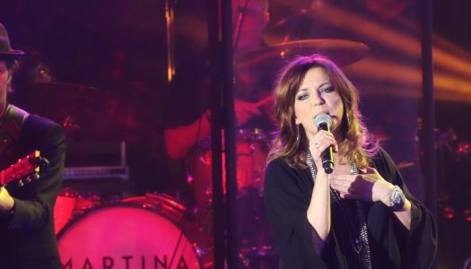 Martina McBride Unleashes Love and Positivity in NYC