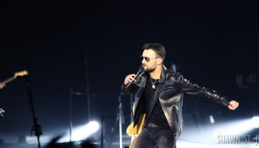 Eric Church Delivers An Epic Performance At Mohegan Sun