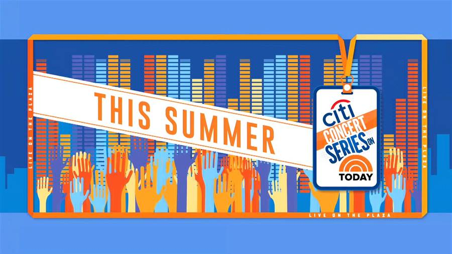 TODAY Show 2017 Citi Concert Series