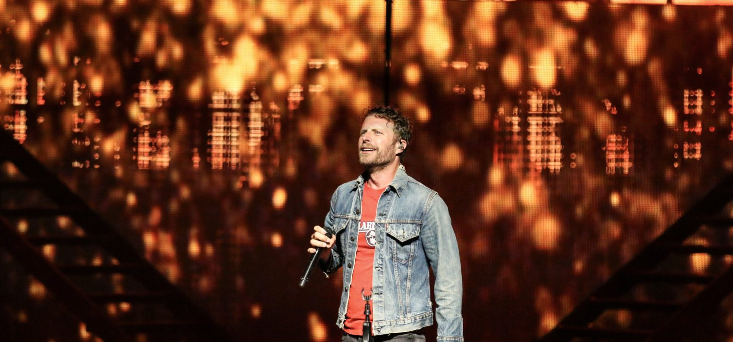 Dierks Bentley at Xfinity Theatre on June 2, 2017 / Photo by Shawn St. Jean