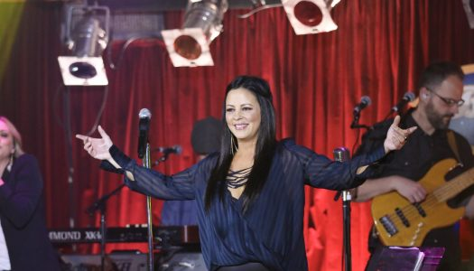 Sara Evans Brings All The Love To New York City