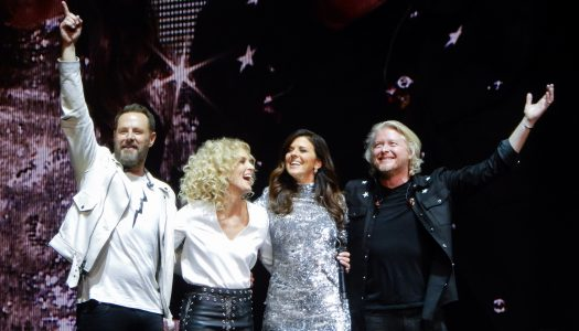 Little Big Town Crushes Their Performance at Radio City Music Hall