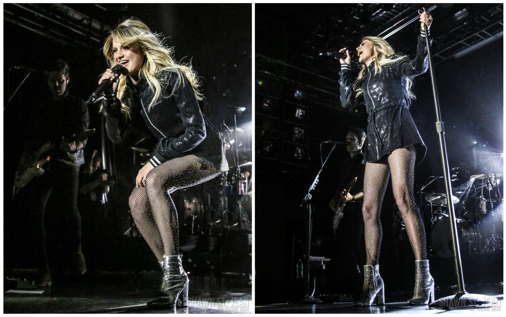 Kelsea Ballerini at PlayStation Theater on April 5, 2018 / Photos by Shawn St. Jean