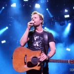 Dierks Bentley at Xfinity Theatre in Hartford CT on June 10, 2016.