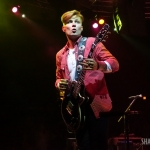 Frankie Ballard at the NYCB Theatre at Westbury on April 14, 2016