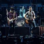 Brothers Osborne opening for Miranda Lambert at Xfinity Theatre in Hartford CT on August 19, 2016