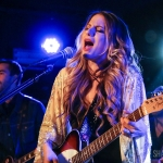 Caitlyn Smith at Mercury Lounge, April 13, 2018 / Photo by Shawn St. Jean